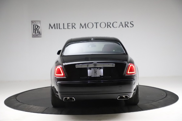 Used 2017 Rolls-Royce Ghost for sale $209,900 at Bugatti of Greenwich in Greenwich CT 06830 9