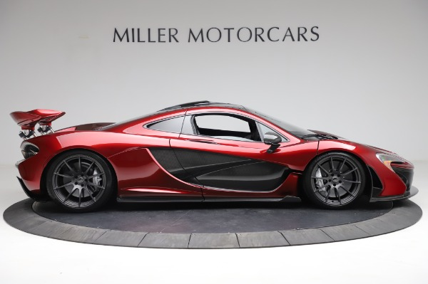 Used 2014 McLaren P1 for sale Call for price at Bugatti of Greenwich in Greenwich CT 06830 11