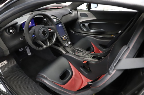Used 2014 McLaren P1 for sale Call for price at Bugatti of Greenwich in Greenwich CT 06830 15