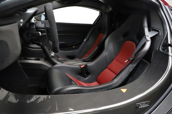 Used 2014 McLaren P1 for sale Call for price at Bugatti of Greenwich in Greenwich CT 06830 17