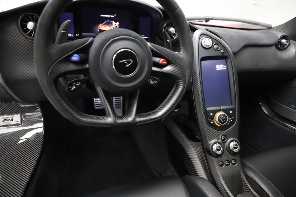 Used 2014 McLaren P1 for sale Call for price at Bugatti of Greenwich in Greenwich CT 06830 18