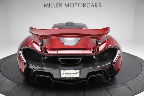 Used 2014 McLaren P1 for sale Call for price at Bugatti of Greenwich in Greenwich CT 06830 19