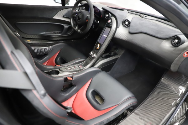 Used 2014 McLaren P1 for sale Call for price at Bugatti of Greenwich in Greenwich CT 06830 20