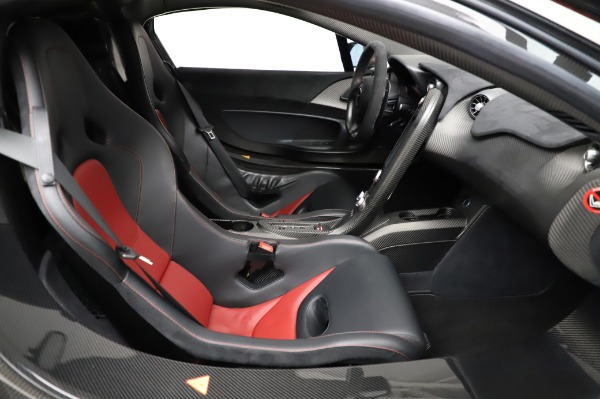 Used 2014 McLaren P1 for sale Call for price at Bugatti of Greenwich in Greenwich CT 06830 21