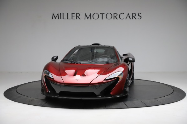 Used 2014 McLaren P1 for sale Call for price at Bugatti of Greenwich in Greenwich CT 06830 25