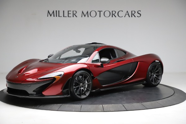 Used 2014 McLaren P1 for sale Call for price at Bugatti of Greenwich in Greenwich CT 06830 26