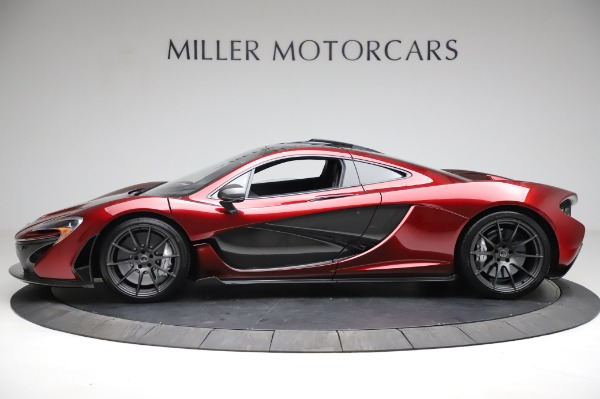 Used 2014 McLaren P1 for sale Call for price at Bugatti of Greenwich in Greenwich CT 06830 27