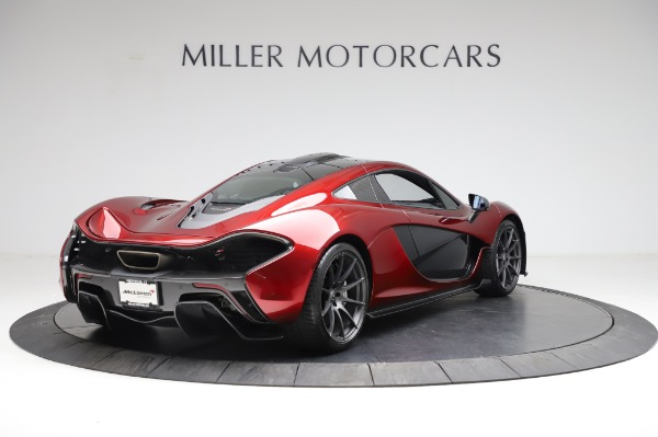 Used 2014 McLaren P1 for sale Call for price at Bugatti of Greenwich in Greenwich CT 06830 28