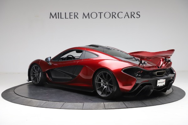 Used 2014 McLaren P1 for sale Call for price at Bugatti of Greenwich in Greenwich CT 06830 6