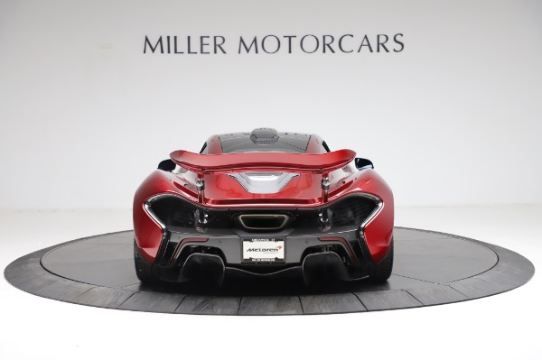 Used 2014 McLaren P1 for sale Call for price at Bugatti of Greenwich in Greenwich CT 06830 8