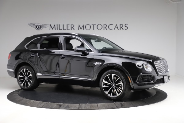 Used 2018 Bentley Bentayga Onyx Edition for sale Call for price at Bugatti of Greenwich in Greenwich CT 06830 10