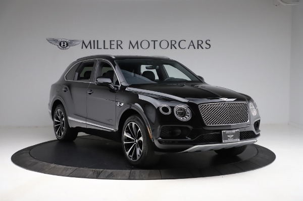 Used 2018 Bentley Bentayga Onyx Edition for sale Call for price at Bugatti of Greenwich in Greenwich CT 06830 11