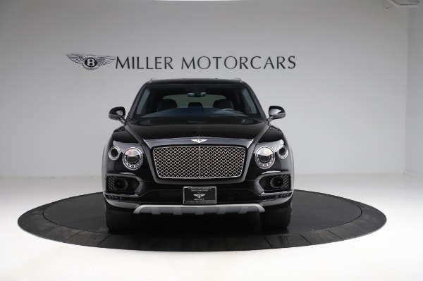 Used 2018 Bentley Bentayga Onyx Edition for sale Call for price at Bugatti of Greenwich in Greenwich CT 06830 12