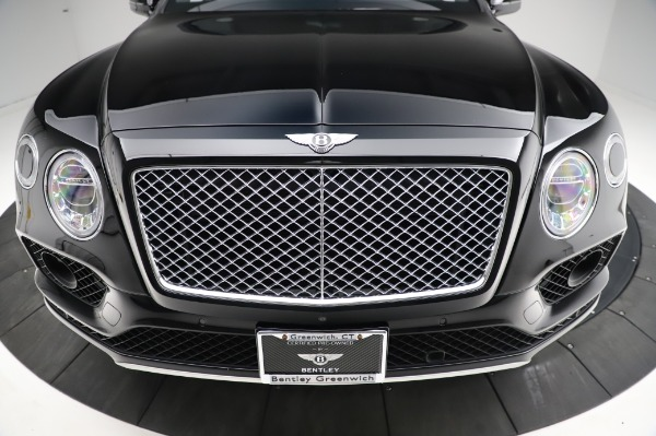Used 2018 Bentley Bentayga Onyx Edition for sale Call for price at Bugatti of Greenwich in Greenwich CT 06830 13