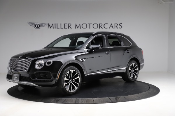 Used 2018 Bentley Bentayga Onyx Edition for sale Call for price at Bugatti of Greenwich in Greenwich CT 06830 2