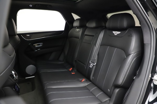 Used 2018 Bentley Bentayga Onyx Edition for sale Call for price at Bugatti of Greenwich in Greenwich CT 06830 23