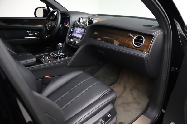 Used 2018 Bentley Bentayga Onyx Edition for sale Call for price at Bugatti of Greenwich in Greenwich CT 06830 25