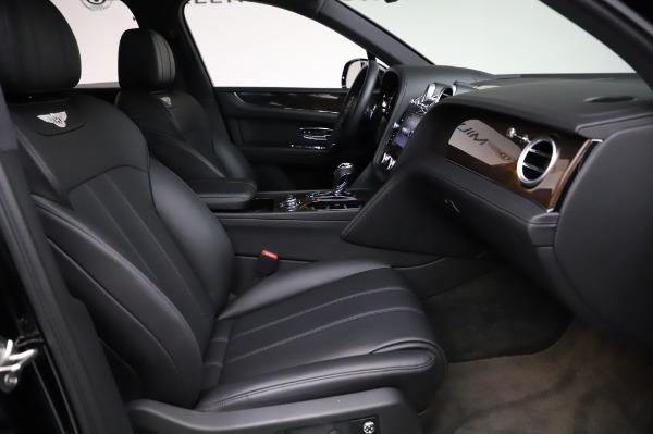 Used 2018 Bentley Bentayga Onyx Edition for sale Call for price at Bugatti of Greenwich in Greenwich CT 06830 26