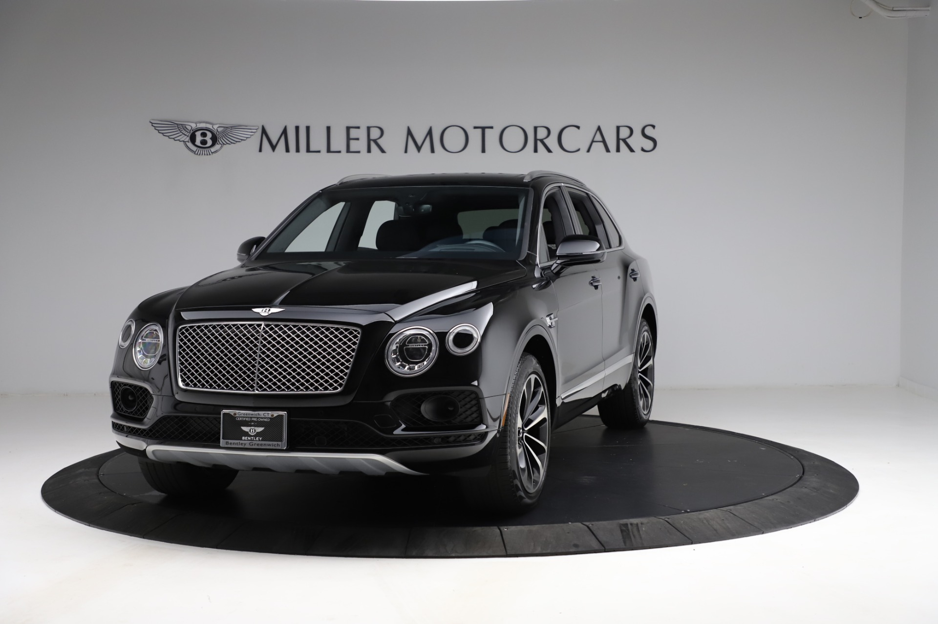 Used 2018 Bentley Bentayga Onyx Edition for sale Call for price at Bugatti of Greenwich in Greenwich CT 06830 1