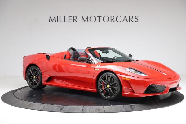 Used 2009 Ferrari 430 Scuderia Spider 16M for sale Call for price at Bugatti of Greenwich in Greenwich CT 06830 10