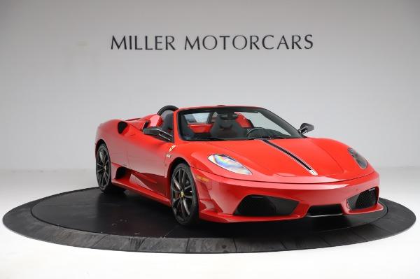 Used 2009 Ferrari 430 Scuderia Spider 16M for sale Call for price at Bugatti of Greenwich in Greenwich CT 06830 12