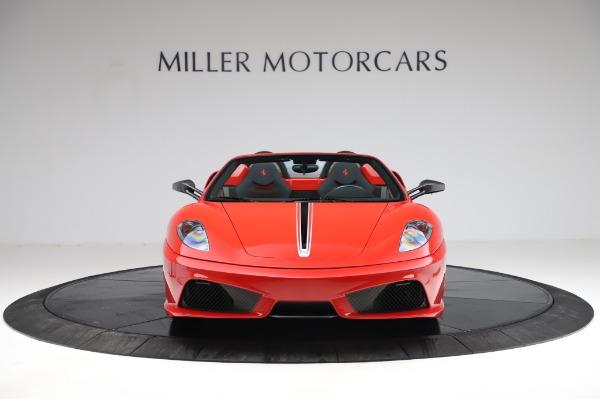Used 2009 Ferrari 430 Scuderia Spider 16M for sale Call for price at Bugatti of Greenwich in Greenwich CT 06830 13