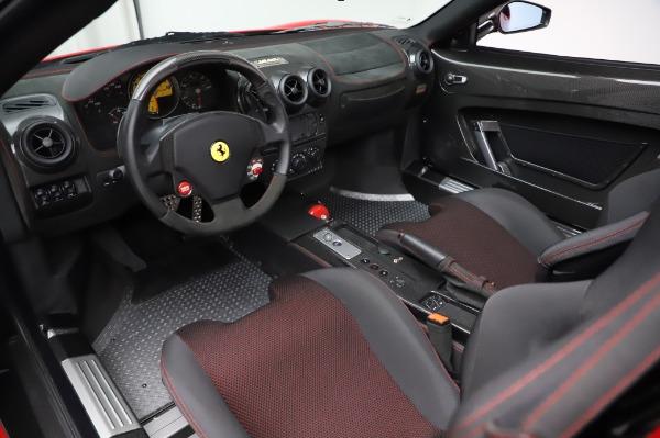 Used 2009 Ferrari 430 Scuderia Spider 16M for sale Call for price at Bugatti of Greenwich in Greenwich CT 06830 14
