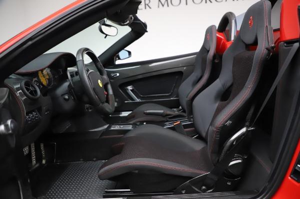 Used 2009 Ferrari 430 Scuderia Spider 16M for sale Call for price at Bugatti of Greenwich in Greenwich CT 06830 15