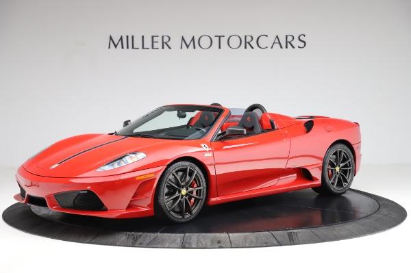 Used 2009 Ferrari 430 Scuderia Spider 16M for sale Call for price at Bugatti of Greenwich in Greenwich CT 06830 2