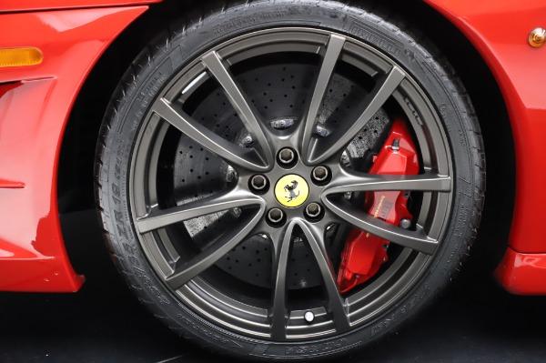 Used 2009 Ferrari 430 Scuderia Spider 16M for sale Call for price at Bugatti of Greenwich in Greenwich CT 06830 20