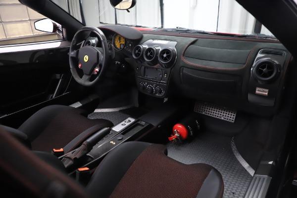 Used 2009 Ferrari 430 Scuderia Spider 16M for sale Call for price at Bugatti of Greenwich in Greenwich CT 06830 24