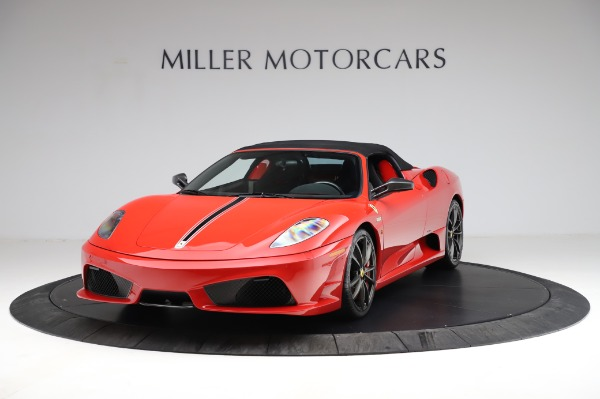 Used 2009 Ferrari 430 Scuderia Spider 16M for sale Call for price at Bugatti of Greenwich in Greenwich CT 06830 28