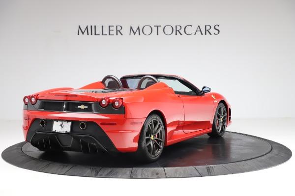 Used 2009 Ferrari 430 Scuderia Spider 16M for sale Call for price at Bugatti of Greenwich in Greenwich CT 06830 7
