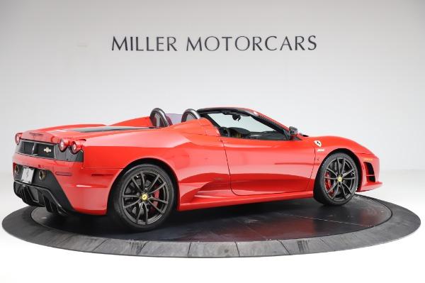 Used 2009 Ferrari 430 Scuderia Spider 16M for sale Call for price at Bugatti of Greenwich in Greenwich CT 06830 8