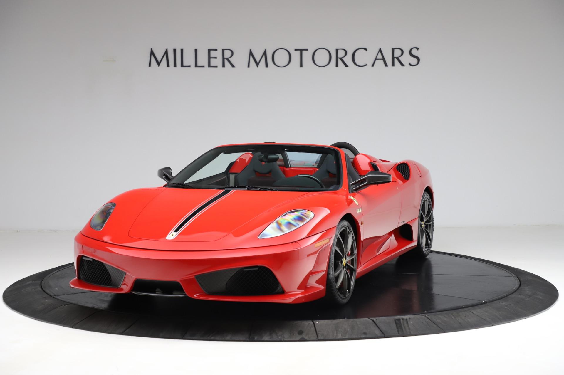 Used 2009 Ferrari 430 Scuderia Spider 16M for sale Call for price at Bugatti of Greenwich in Greenwich CT 06830 1