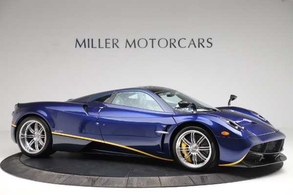 Used 2014 Pagani Huayra for sale Call for price at Bugatti of Greenwich in Greenwich CT 06830 10