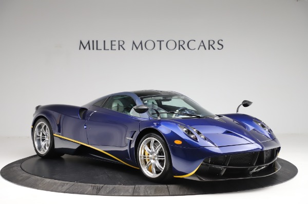 Used 2014 Pagani Huayra for sale Call for price at Bugatti of Greenwich in Greenwich CT 06830 11