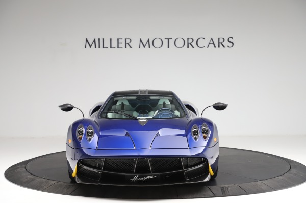 Used 2014 Pagani Huayra for sale Call for price at Bugatti of Greenwich in Greenwich CT 06830 12