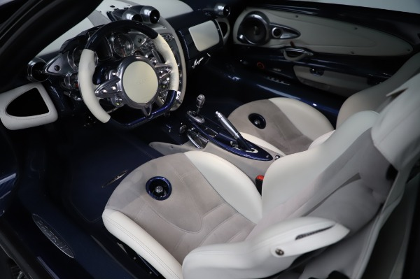 Used 2014 Pagani Huayra for sale Call for price at Bugatti of Greenwich in Greenwich CT 06830 13