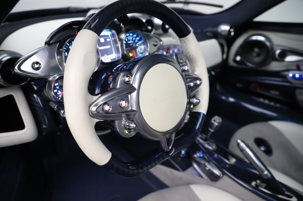 Used 2014 Pagani Huayra for sale Call for price at Bugatti of Greenwich in Greenwich CT 06830 18