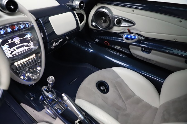 Used 2014 Pagani Huayra for sale Call for price at Bugatti of Greenwich in Greenwich CT 06830 19