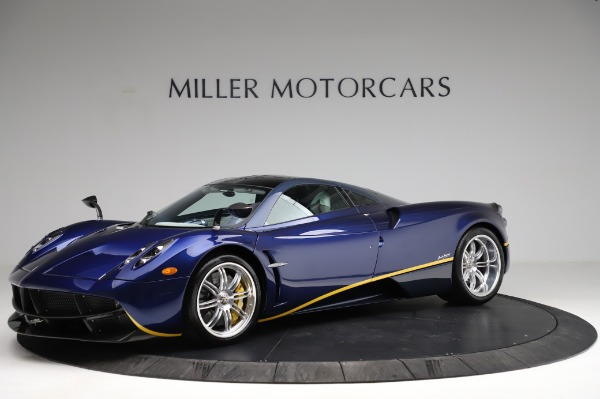 Used 2014 Pagani Huayra for sale Call for price at Bugatti of Greenwich in Greenwich CT 06830 2