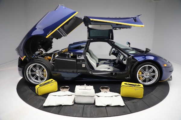 Used 2014 Pagani Huayra for sale Call for price at Bugatti of Greenwich in Greenwich CT 06830 26