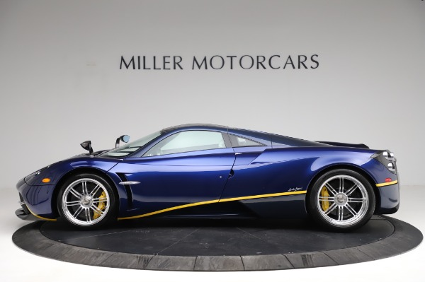 Used 2014 Pagani Huayra for sale Call for price at Bugatti of Greenwich in Greenwich CT 06830 3
