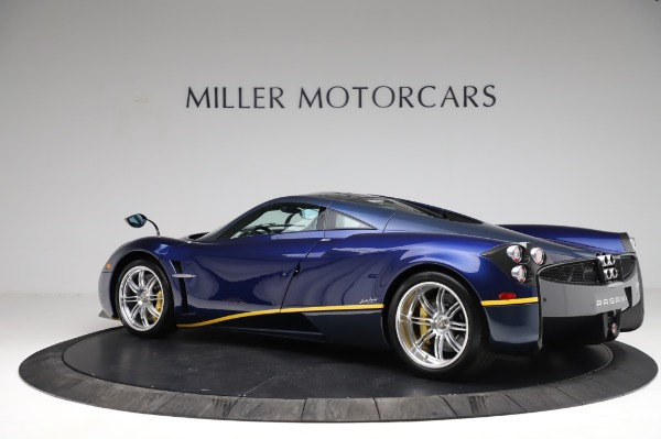 Used 2014 Pagani Huayra for sale Call for price at Bugatti of Greenwich in Greenwich CT 06830 4
