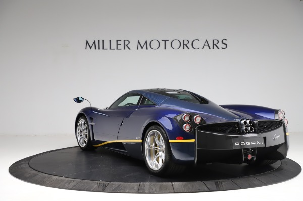 Used 2014 Pagani Huayra for sale Call for price at Bugatti of Greenwich in Greenwich CT 06830 5