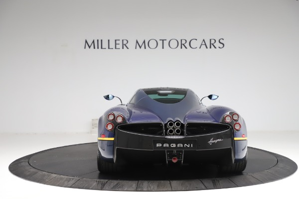 Used 2014 Pagani Huayra for sale Call for price at Bugatti of Greenwich in Greenwich CT 06830 6