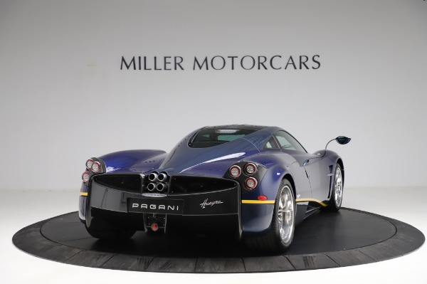 Used 2014 Pagani Huayra for sale Call for price at Bugatti of Greenwich in Greenwich CT 06830 7
