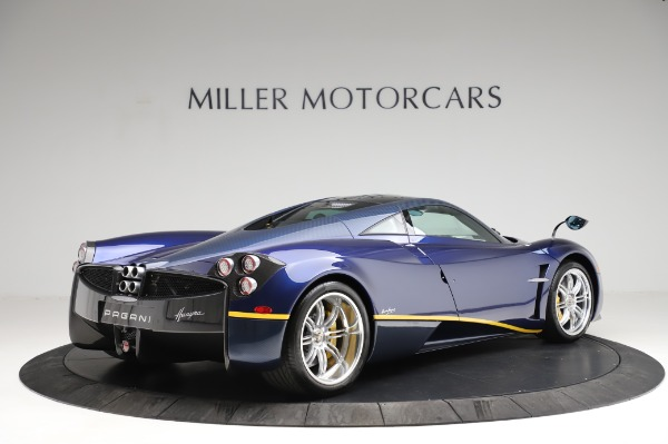 Used 2014 Pagani Huayra for sale Call for price at Bugatti of Greenwich in Greenwich CT 06830 8