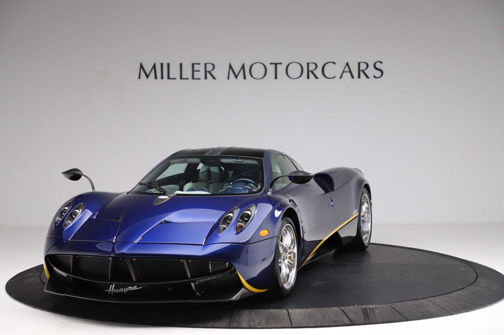 Used 2014 Pagani Huayra for sale Call for price at Bugatti of Greenwich in Greenwich CT 06830 1